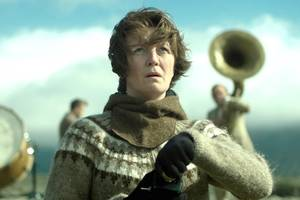 'woman at war' film review: goofy icelandic ecoterrorism thriller is a beautiful hoot