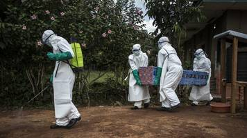 how one dr congo town is coping with ebola outbreak