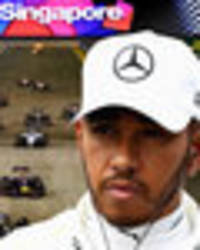 lewis hamilton: mercedes boss toto wolff issues concerning warning ahead of singapore gp