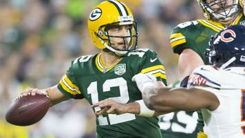 Nfl Week Review Aaron Rodgers Leads Stunning Epic Packers