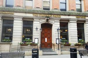 dogs banned at all derby and derbyshire's jd wetherspoon pubs