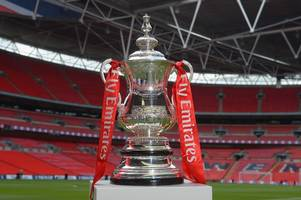 fa cup draw - boston united to come up against familiar faces in second qualifying round