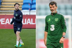 leaked audio clip as roy keane 'brands' harry arter a 'p****' and 'c***'