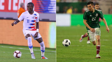 Despite Recent Past, USA, Mexico Embark on Parallel Paths to Start New World Cup Cycle