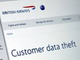 british airways customers blocked from making online purchases following data breach