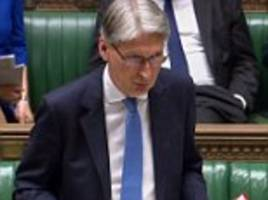 chancellor philip hammond hints at fuel duty rise in budget