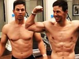 mark wahlberg shares his daily schedule which includes two workouts