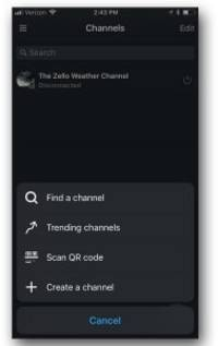 Here's how to use Zello, the walkie-talkie app people are downloading ahead of Hurricane Florence