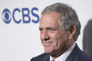 after moonves' downfall, nothing is certain at famously reliable cbs