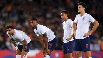 england v switzerland: how gareth southgate's players rated