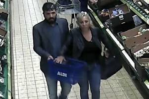 police want to speak to two people after 92-year-old has handbag stolen