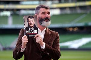 13 fantastic roy keane quotes from the former manchester united and aston villa star