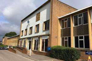 the exeter police station where thomas orchard was detained before dying in hospital is for sale