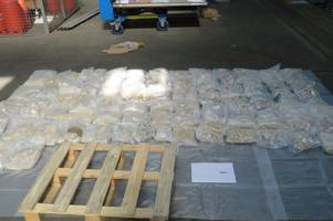 two men charged with importing guns and £7.5million of class-a drugs through dover