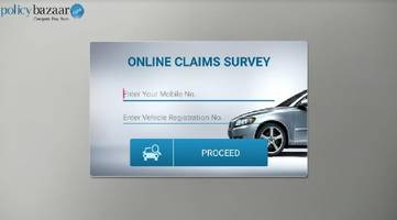 Policybazaar.com Launches Self Video Cashless Claims Feature for Motor Insurance