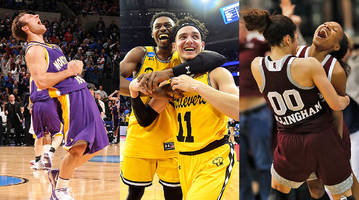 the top 10 college basketball upsets of the last decade