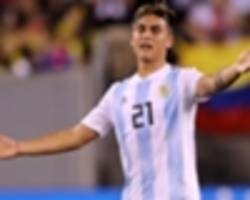 argentina boss scaloni: i don't have a problem with dybala