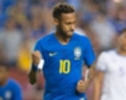 'it has to end' - neymar claims 'lack of respect' after yellow card for diving