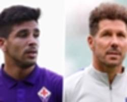 who is giovanni simeone? the son of atletico madrid coach diego is argentina's new scoring star
