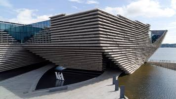 all you need to know about the v&a dundee