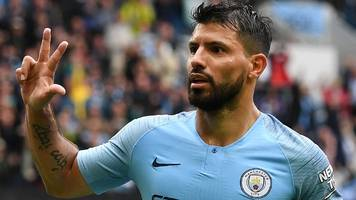 sergio aguero: man city striker 'the best i've felt in years' after april operation
