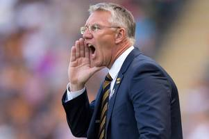 hull city's next three games will reveal where this championship season is headed
