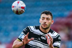 st helens vs hull fc squad news: jake connor boost and jordan abdull named