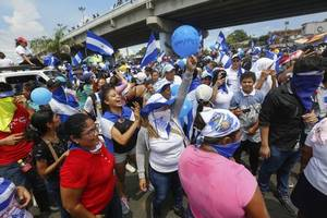 families continue to demand justice for political prisoners in nicaragua under ortega
