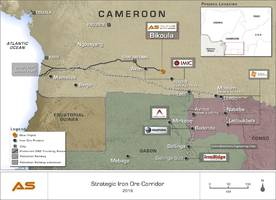 exploration update on high grade bikoula iron ore project, southern cameroon