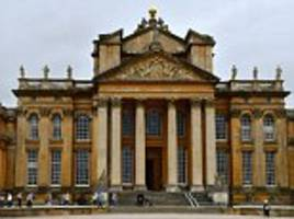 future of blenheim palace is assured after high court allows millions for its conservation