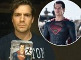 Henry Cavill leaves fans baffled with bizarre video after it emerged he'd hung up  cape as Superman