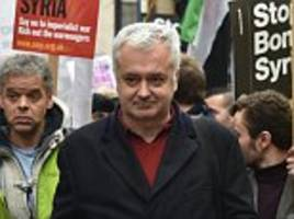 corbyn adviser who has worked for seven months in parliament without a pass and links to hezbollah