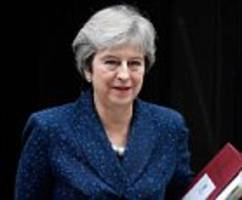 UK will trigger no-deal Brexit plans in November, May tells Cabinet