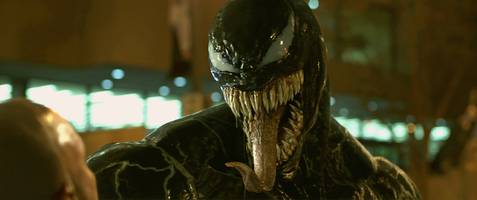 'venom' is rated pg-13 because sony reportedly wants spider-man and venom to 'face off' in the future