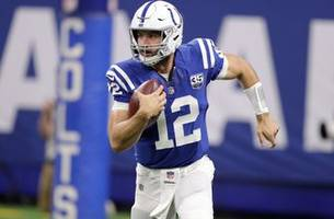 colts qb luck and redskins cb dunbar set for sunday showdown