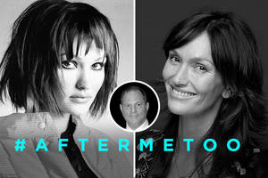 harvey weinstein accuser zoe brock has a message for disgraced men plotting comebacks: 'f– off!'