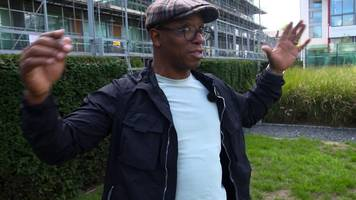Arsenal legend Ian Wright relives record-breaking goal at Highbury on 21st anniversary