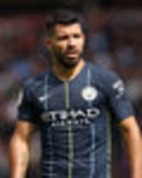 man city vs fulham: sergio aguero provides key injury update in warning to title rivals