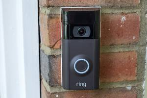 ring's video doorbell 2 is discounted to $110 on amazon