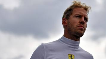 singapore grand prix 2018: ferrari's sebastian vettel says he is his own 'biggest enemy'