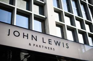 john lewis latest high street chain to be hit by crisis