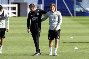 should caglar soyuncu start for leicester city at bournemouth?