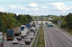emergency services hailed as heroes during fatal m5 crash