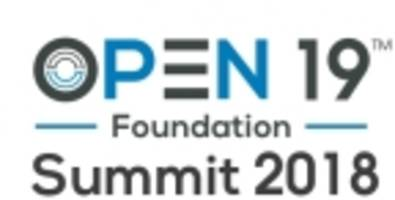 NEWS ADVISORY: Open19 Foundation Presents Inaugural Summit Sept. 26 - 27, 2018