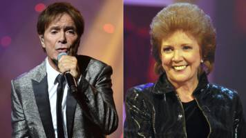 sir cliff richard duets with cilla black on tribute album