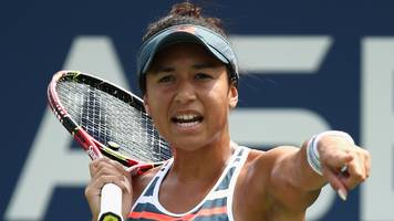 coupe banke nationale: heather watson reaches quarter-finals but naomi broady out