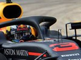 Daniel Ricciardo and Red Bull dominate Singapore Grand Prix first practice