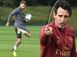 unai emery vows to play his strongest team in the europa league