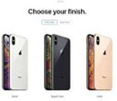 apple launches pre-sales for its highly-anticipated iphone xs and xs max