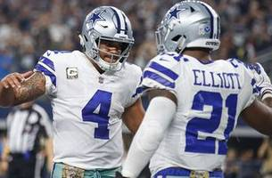Cris Carter on Cowboys vs. Giants: 'This is a bigger game for Dallas and Dak'